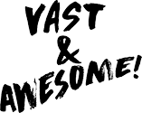 Vast & Awesome logo